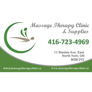 Massage Therapy Clinic in North York, ON | 6473488291 | 411 ca