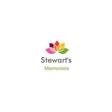 Stewart's Memorials logo