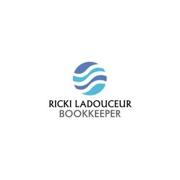 Ricki Ladouceur Bookkeeper logo