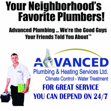 Advanced Plumbing And Heating Services Ltd. logo