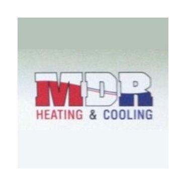 MDR Heating & Cooling logo
