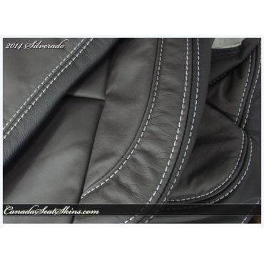 Custom Automotive Leather Upholstery
