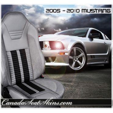 Mustang Custom Race Seats