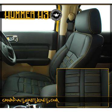 Legend Series Leather Seats