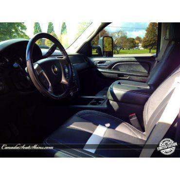 Silverado Leather Seat Conversions