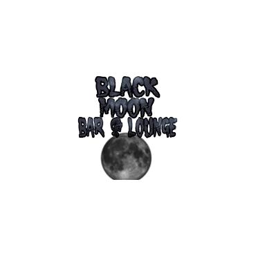 Black Moon Bar & Lounge logo