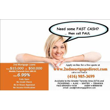 2nd Mortgage Direct - Paul Redley PROFILE.logo