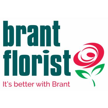 BRANT FLORIST logo