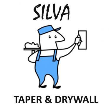 Silva Taping & Drywall logo