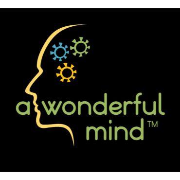 A Wonderful Mind logo