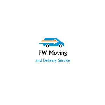 PW Moving and Delivery Service logo