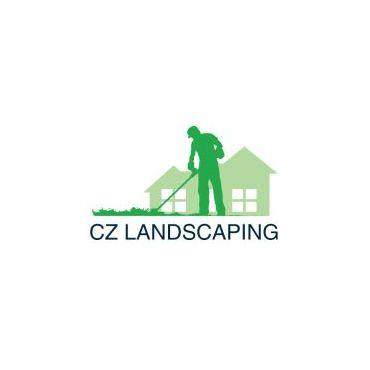 CZ Landscaping logo