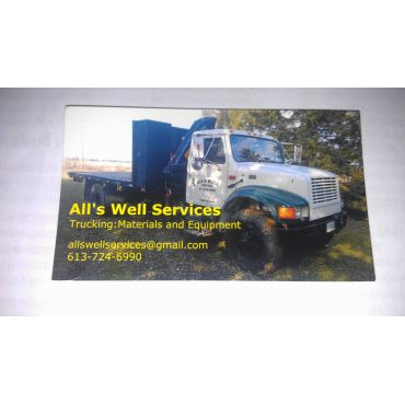 All's Well Services PROFILE.logo