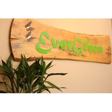 EverGreen Relaxation Studio logo