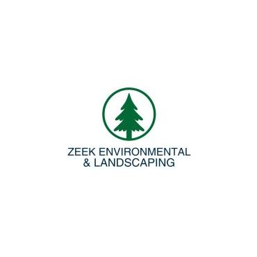 Zeek Environmental & Landscaping logo