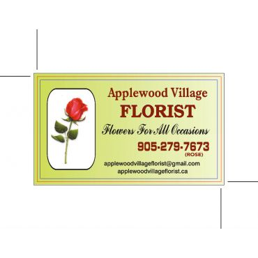 Applewood Village Florist logo
