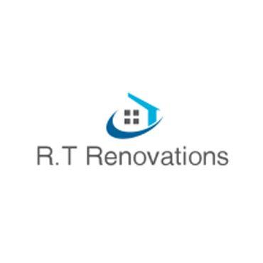 R.T Renovations logo