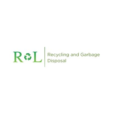 R&L Recycling and Garbage Disposal logo