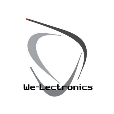 We-Lectronics logo