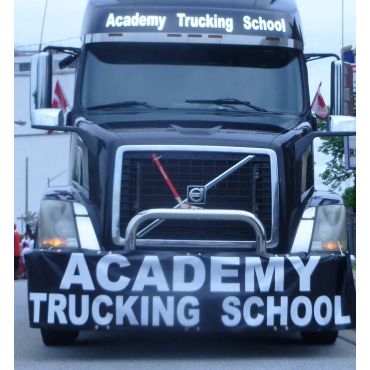 Academy Trucking School PROFILE.logo