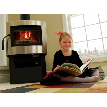 Winter: Wood Stoves, Inserts, Fireplaces