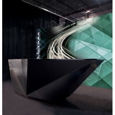 Xinyi Autoglass (North America) booth