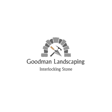 Goodman Landscaping & Interlocking Stone PROFILE.logo