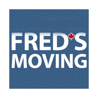 Fred's Moving logo