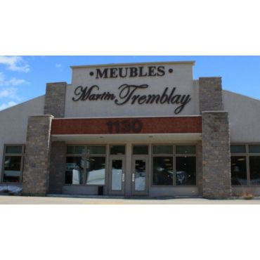 Martin Tremblay Meubles logo
