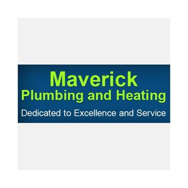 Maverick Plumbing and Heating PROFILE.logo