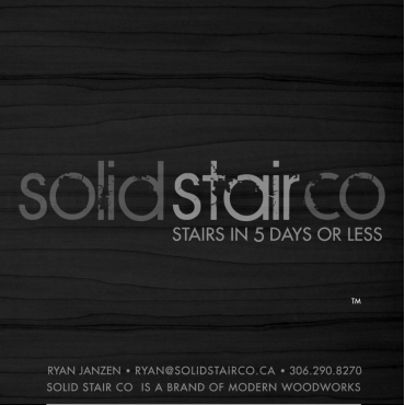 Solid Stair Co. PROFILE.logo