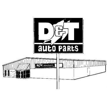D & T Auto Parts Limited logo