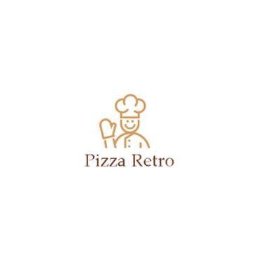 Pizza Retro logo