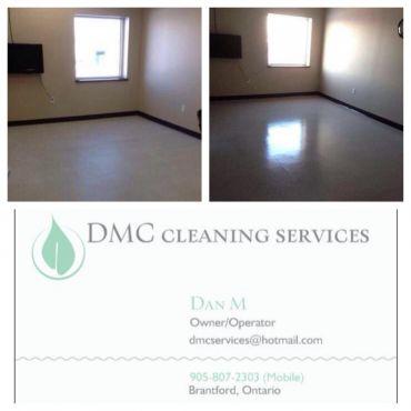 DMC Services logo