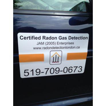 C-NRPP Certified Radon Measurement