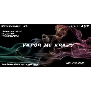 Vapor Me Krazy Inc PROFILE.logo