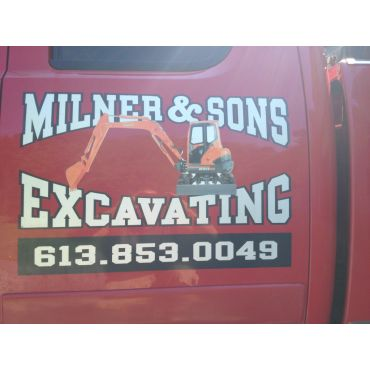 Milner And Sons Excavating PROFILE.logo