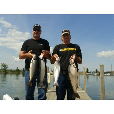 Good day on the St Marys River