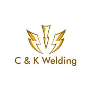 C & K Welding logo