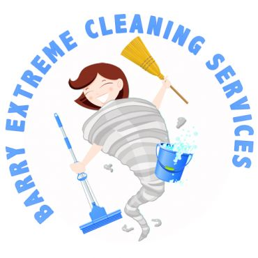 Barry Extreme Cleaning Services logo