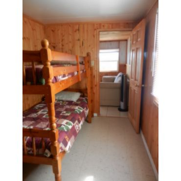 Bunk Beds in Cottage #1