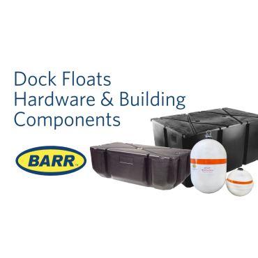 Dock Floats, Hardware & Kits