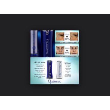 Nerium Optimera Brand Partner Charlene Reimer logo