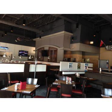 Main restaurant inside