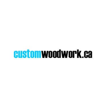 Custom Wood Work PROFILE.logo