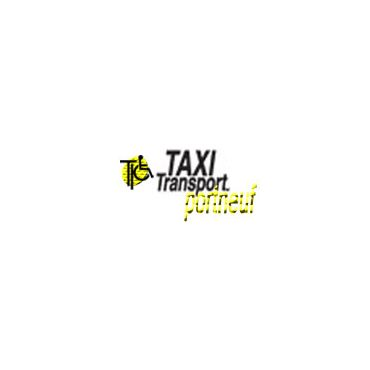 Taxi Transport Portneuf logo