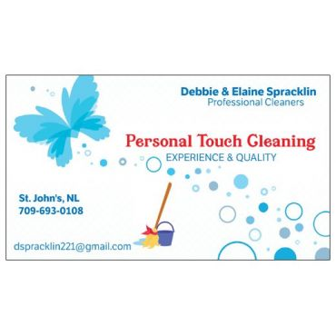 Personal Touch Cleaning PROFILE.logo