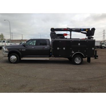 our 2014 Dodge 5500 Service truck