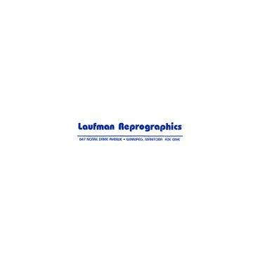 Laufman Reprographics PROFILE.logo