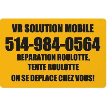 Vr solution mobile logo